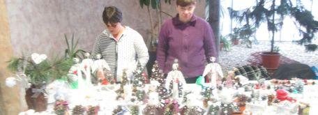 Vianočné trhy na tsk - Vian.tr.TSK 1
